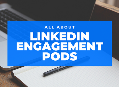 How to Find Linkedin Pods? | Linkedin Engagement Podsgroups