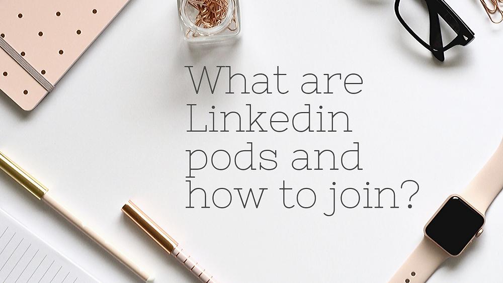 list of linkedin engagement pods lempod codes how to join a linkedin pod linkedin engagement groups telegram