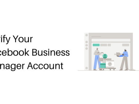 How to Verify Business Manager Account on Facebook? (Verification Button Greyed Out Issue Solved)