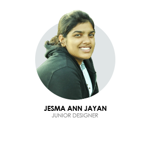 Jesma ann jayan junior designer blusteak media