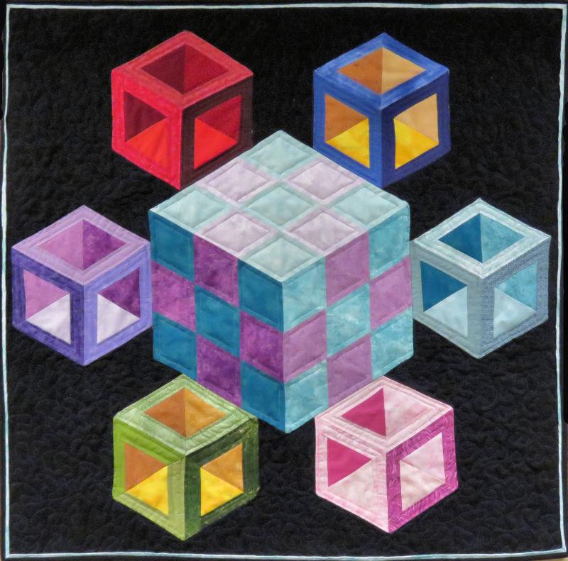 Hollow Cubes