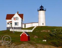 Lighthouse @ Portland, ME
