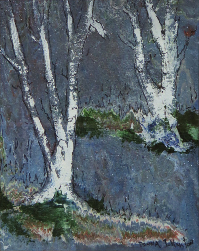 My Birch Trees