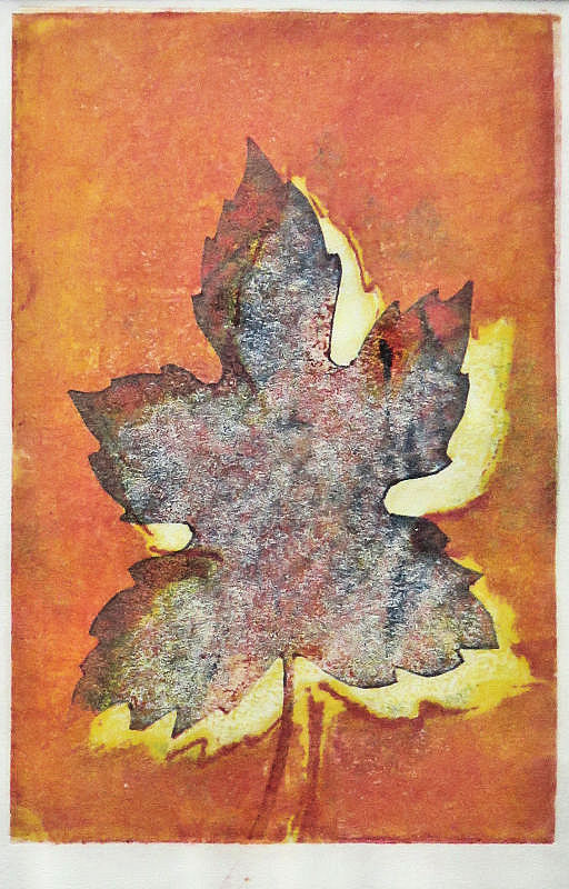 Monotype - leaf