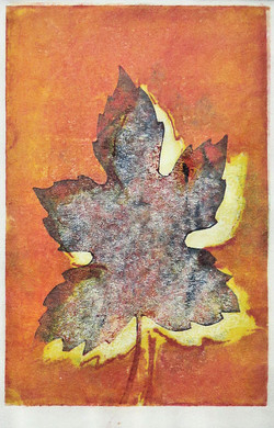 Monotype - leaf