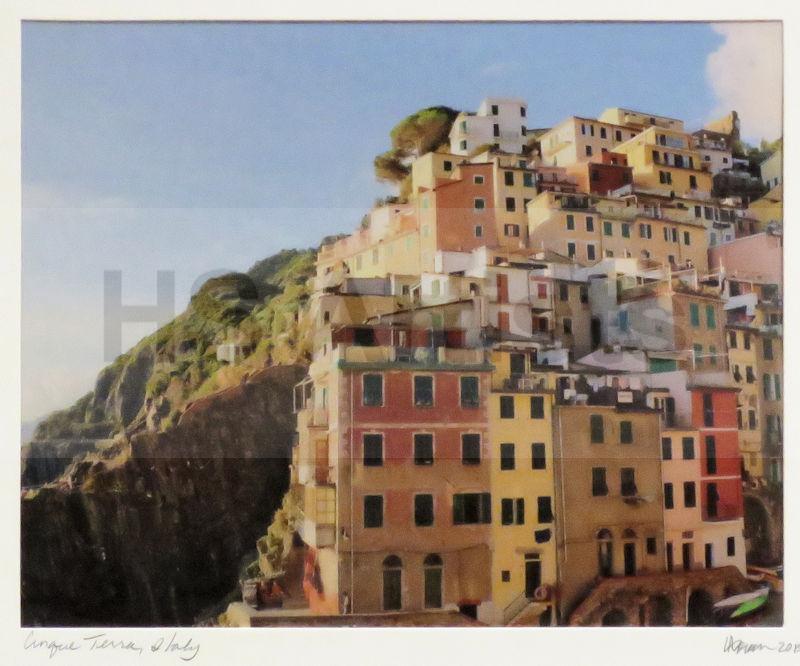 Landscape - Cinque Terra