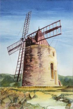 Daudets Mill