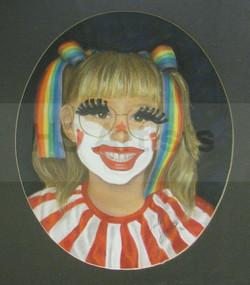 Happy Halloween Clown