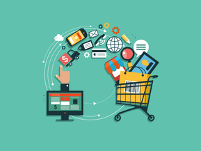 Top FIVE online shopping sites I use