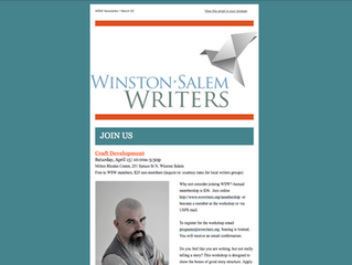 WSW Newsletter | March 20, 2017