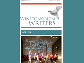 WSW Newsletter   April 10, 2017