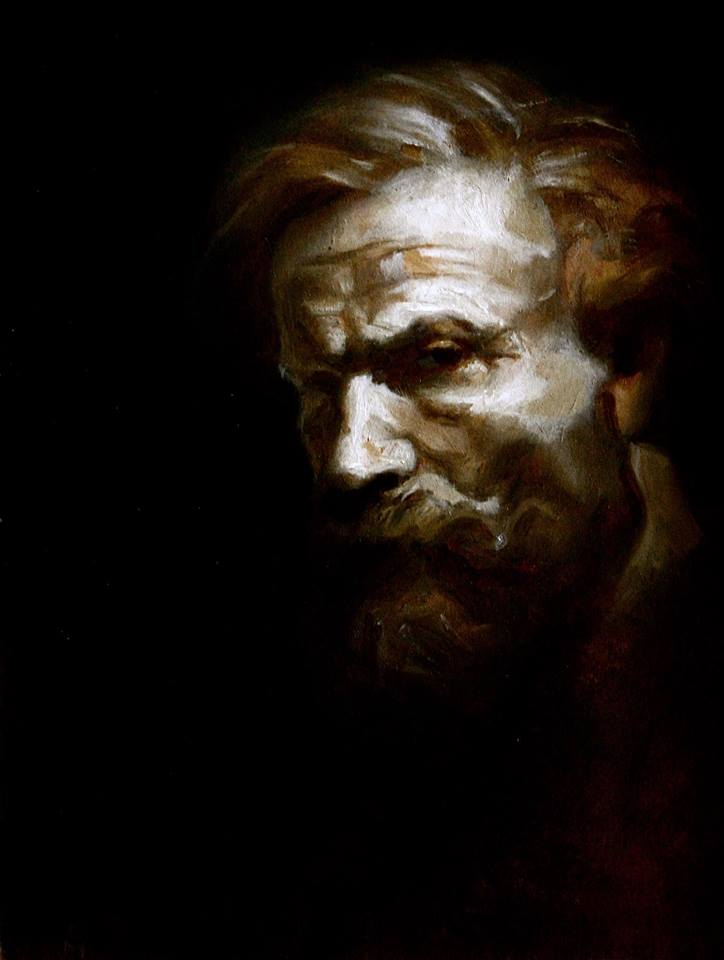 Apostle Head Study