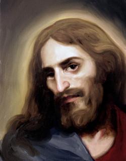 Christ Redemptor Mundi (study)