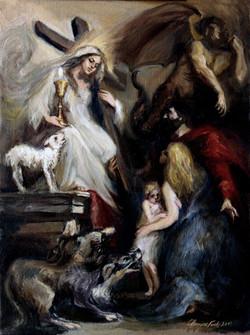 The Allegory of the Catholic Faith