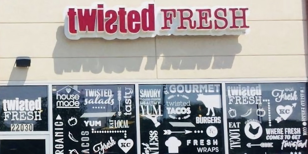 Meet & Greet @ Twisted Fresh