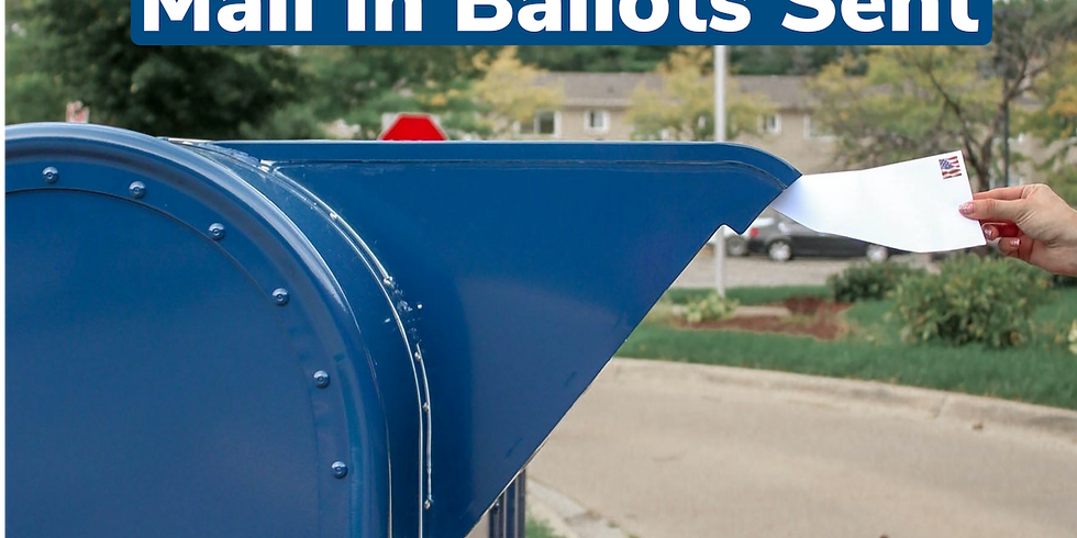 Mail In Ballots Sent