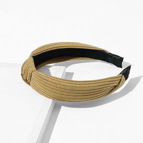 Ribbed Knit Headband