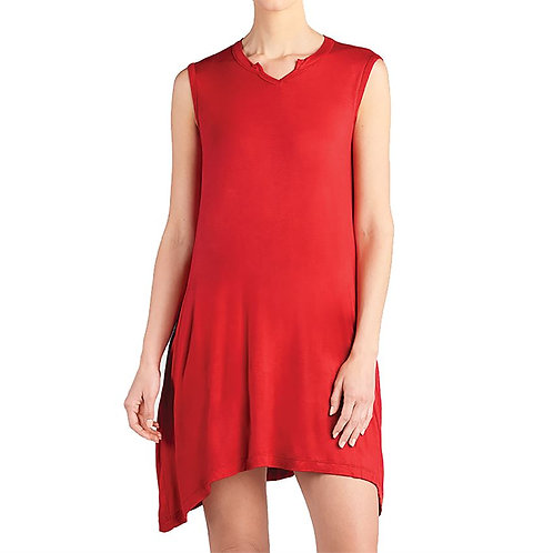 Flowy Hi-Low Dress