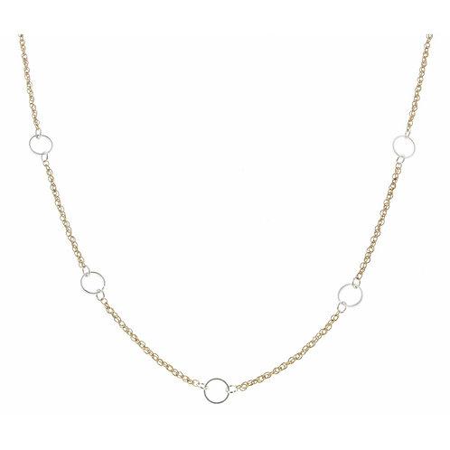 Dainty Open Shape Necklace