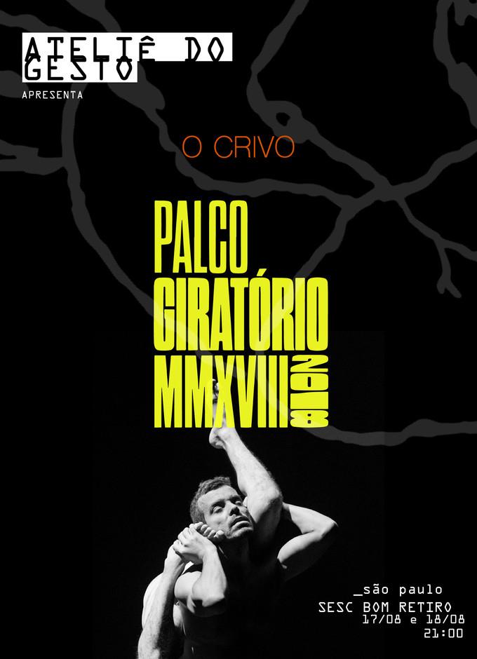 """São Paulo recebe """"O Crivo"""""""