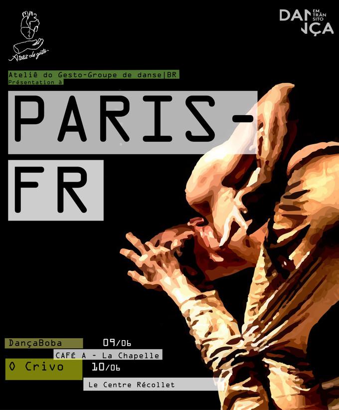 Ateliê em Paris