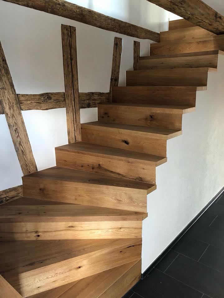 Treppenverkleidung, Treppenrenovation, Trenovag, Treppen Uster, Treppen Schweiz, Treppen Zürich, Tre