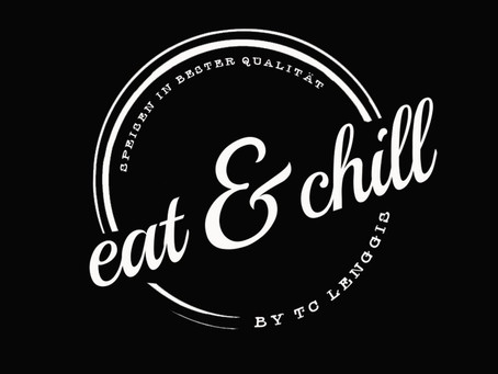 Logo Design Eat and Chill Jona-Rapperswil 2020