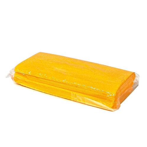 Staubbindetücher gelb