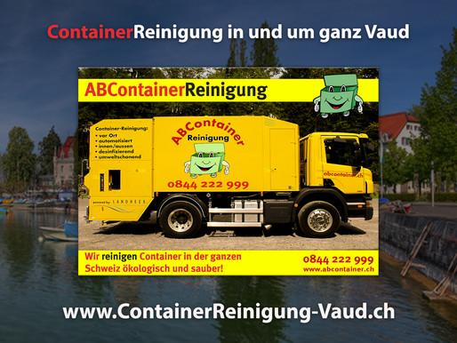 ContainerReinigung Vaud