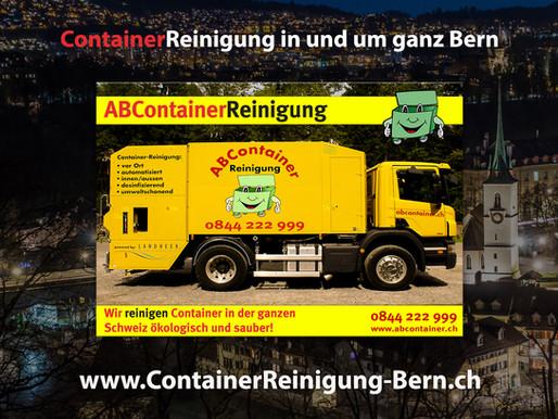 ContainerReinigung Bern - ABContainer24.ch - Mir machets Suber!