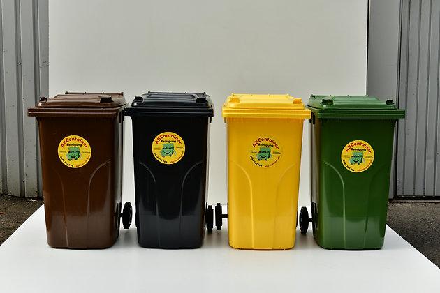 Kunststoffcontainer 240 Liter