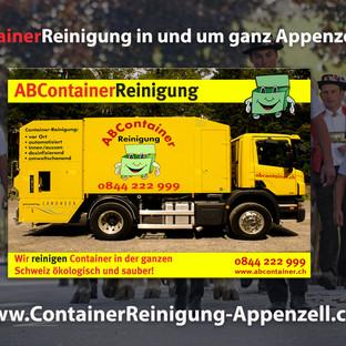 Containerreinigung-Appenzell.ch