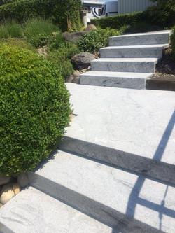 Stone - Line, Naturstein, Granit, Granittreppe, Natursteintreppe, Stone-Line Treppe, Steintreppe