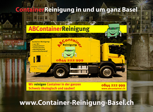 Container Reinigung Basel -ABContainer.ch