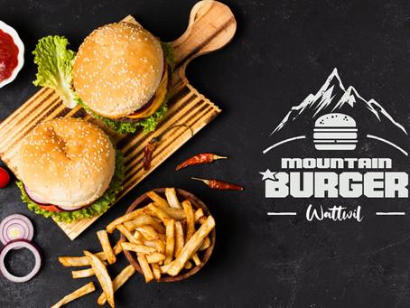 Logo für Mountain Burger Wattwil