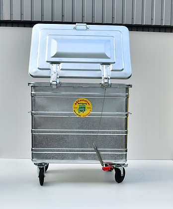 Stahlcontainer 600 Liter