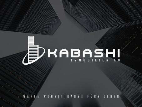 Logo Design Kabashi Immobilien 2020