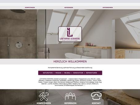 Neuer Webauftritt für Lafyapan
