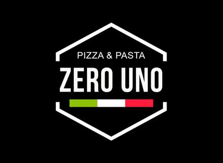 Neues Logo für PIZZA & PASTA ZERO UNO Wattwil