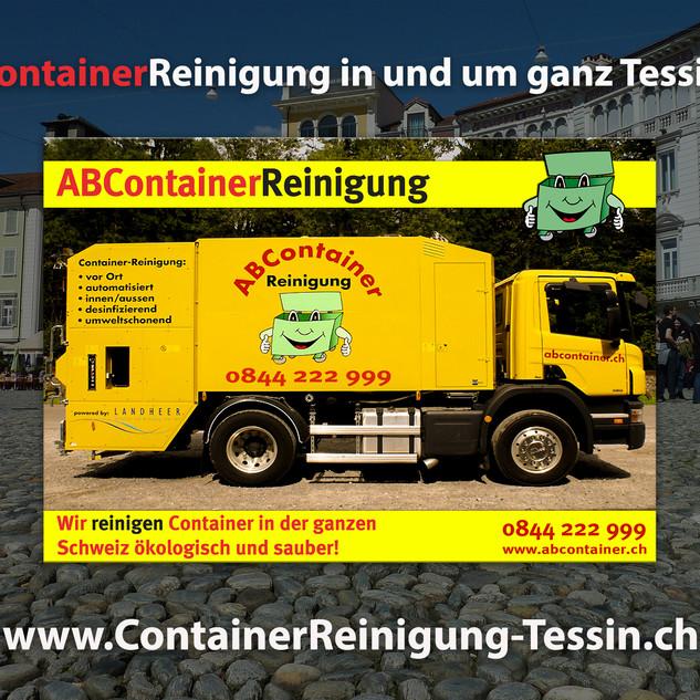 Containerreinigung-Tessin.ch