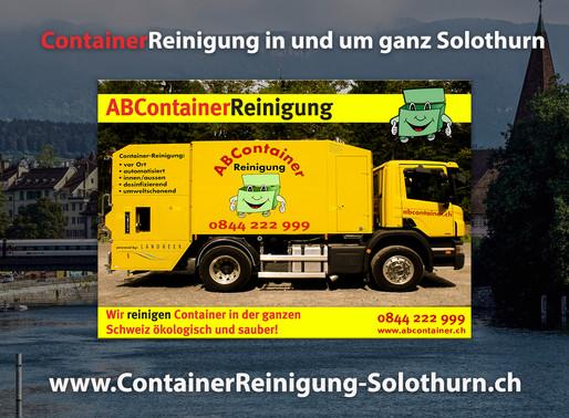 ContainerReinigung Solothurn ABContainer24.ch