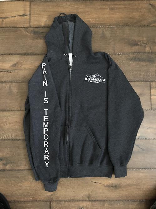Custom Zip-Up Hoodie