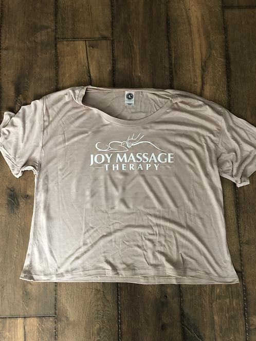 Flowy JMT Crop T-Shirt