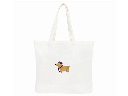 Customised tote bag