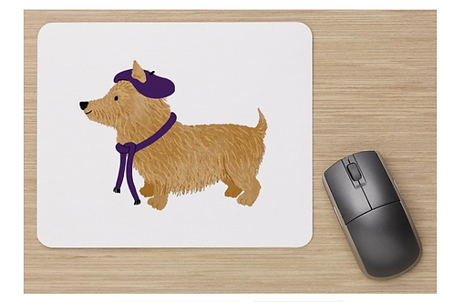 Customised mouse pad