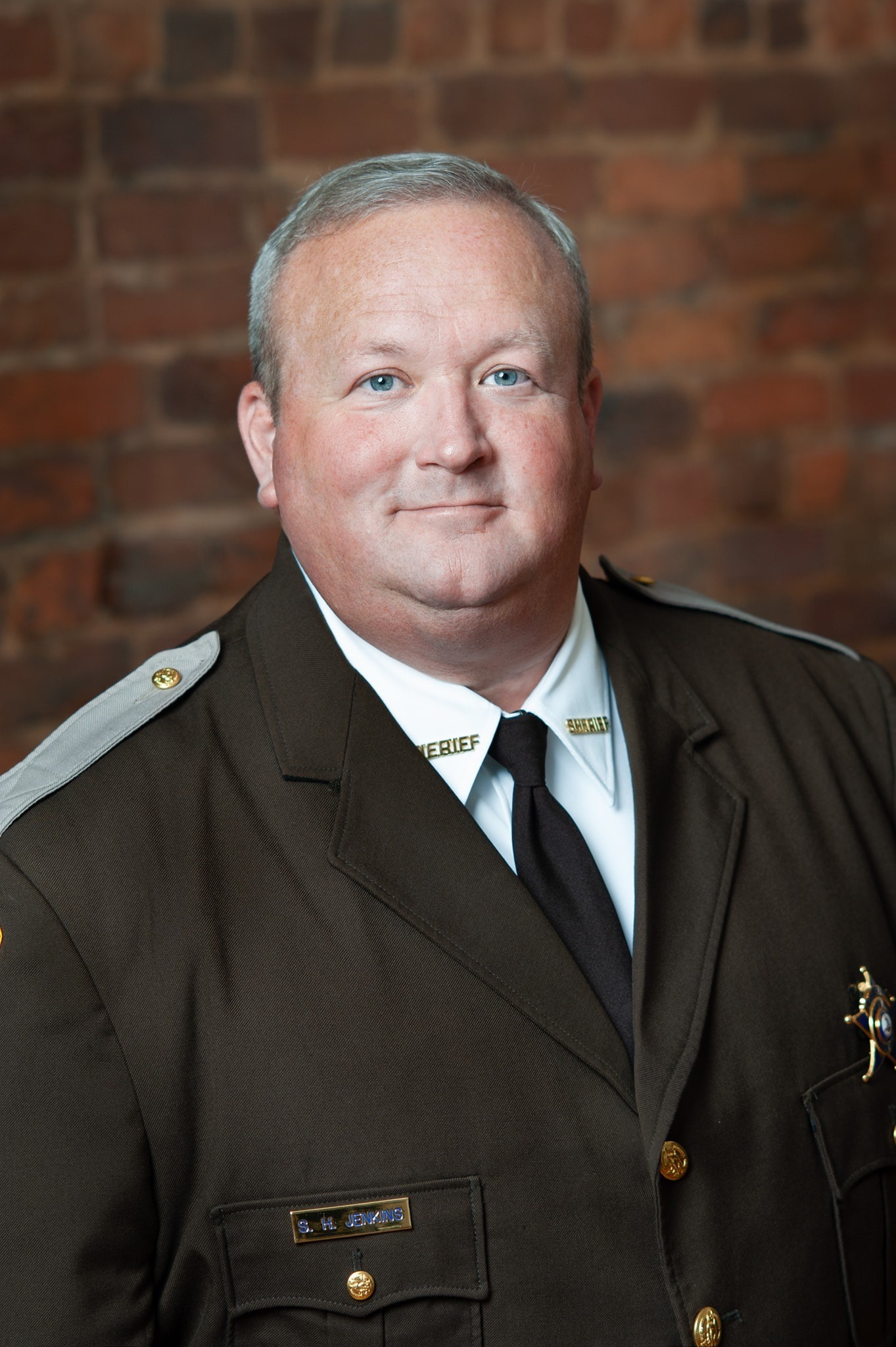 Sheriff Scott H. Jenkins
