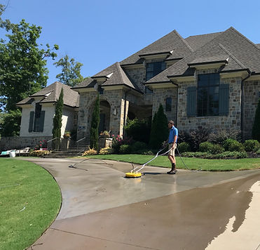 Logan Saunders Power Washing Greenville Upstate SC