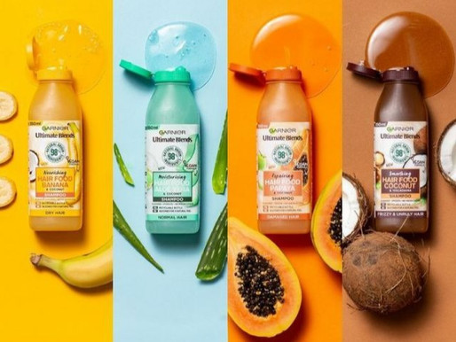 RAPEX Alert: Fructis by Garnier Hair Food-Shampoos and Conditioners