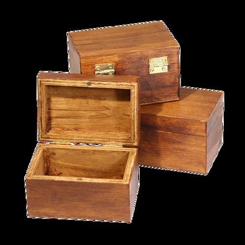 Geschenkbox aus Holz