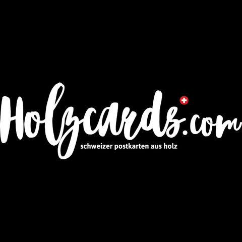 Schweizer Holzpostkarten für Alle